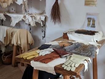 Glover's workshop