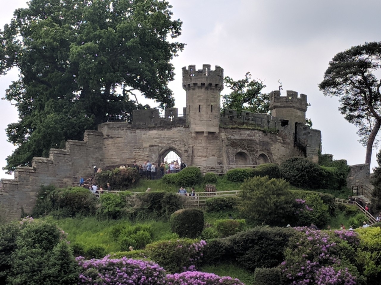 Day 3b: Warwick Castle, a.k.a. Game ofThrones