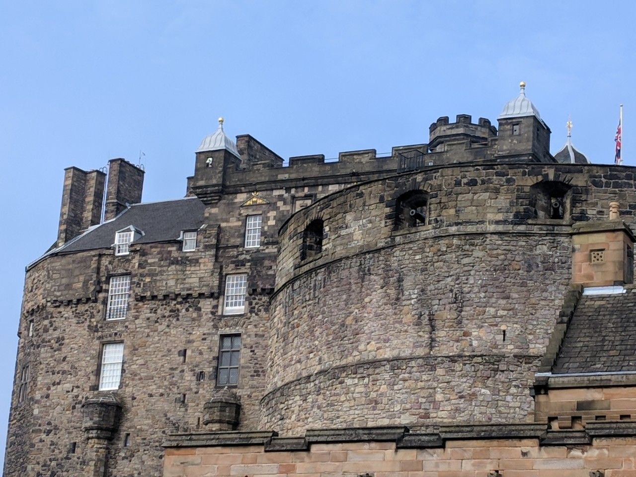 Day 7a: Edinburgh Castle