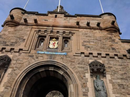 Edinburough Castle