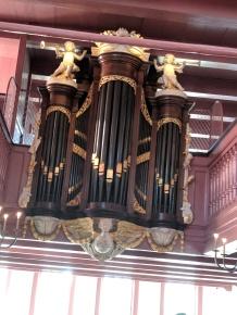 Yes, this house church even had an organ.