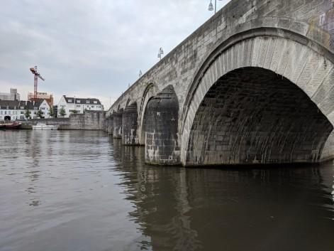 Roman bridge from the 16 00s