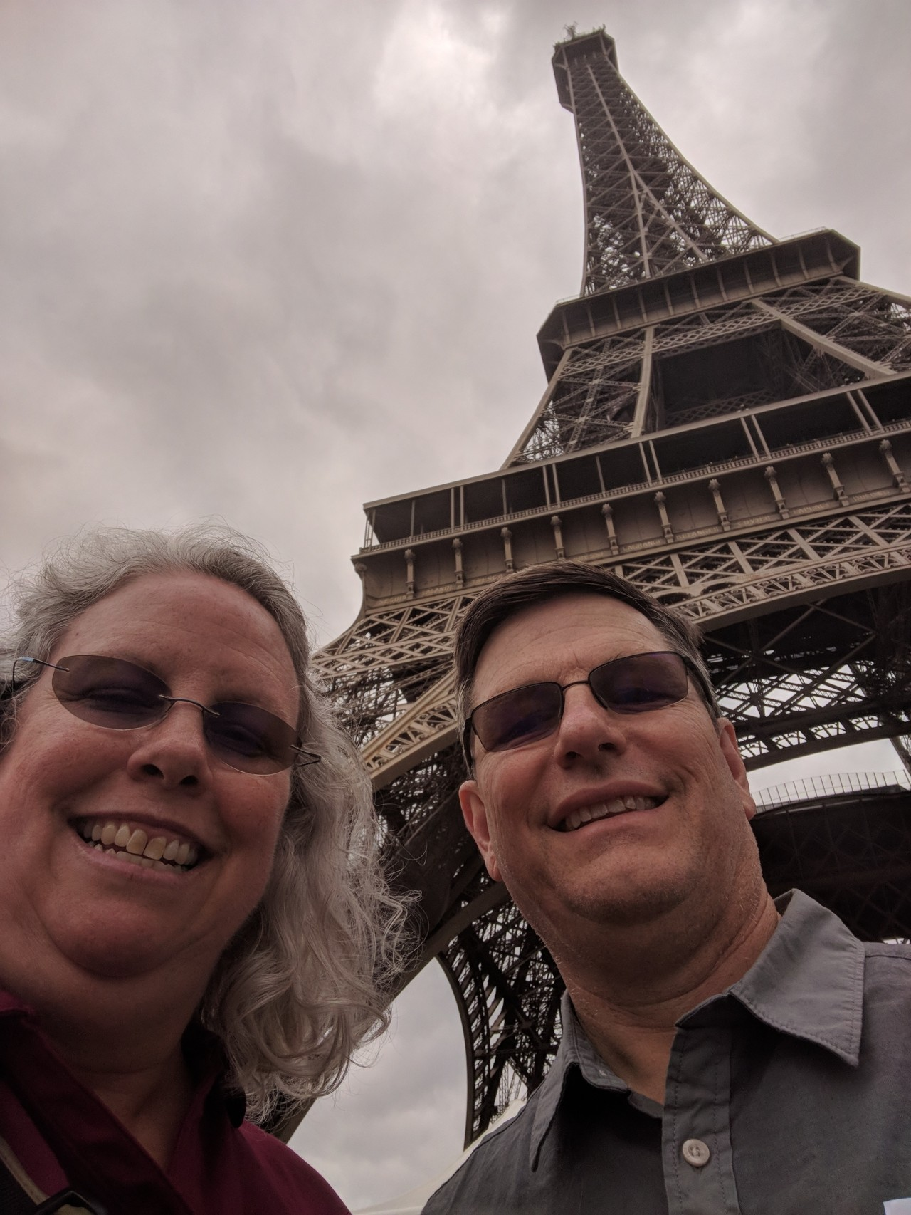 Day 17-18:  A Slice of Paris — The EiffelTower