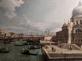 One of Bill's favorites of Venice by Berlotti