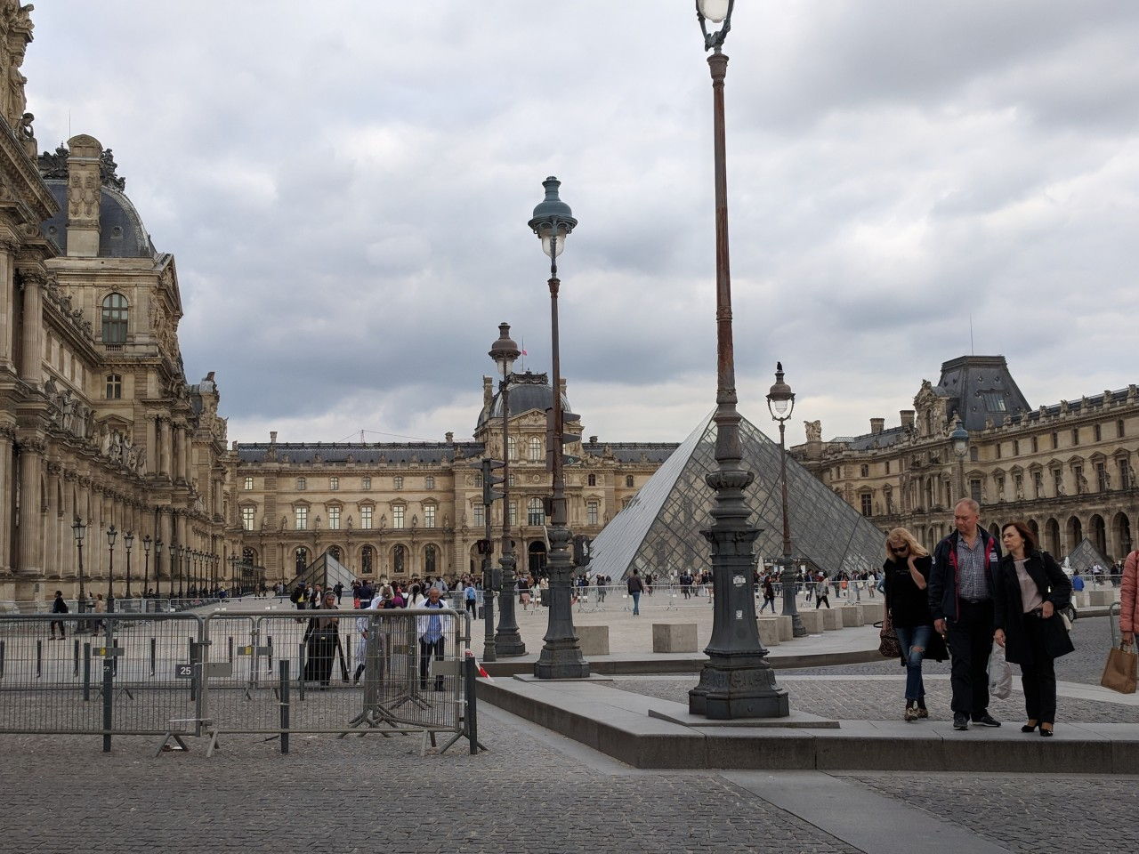 Day 18:  One More Slice of Paris — Love theLouvre