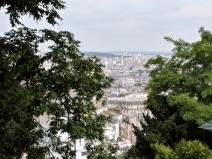 The view from Mont Martre