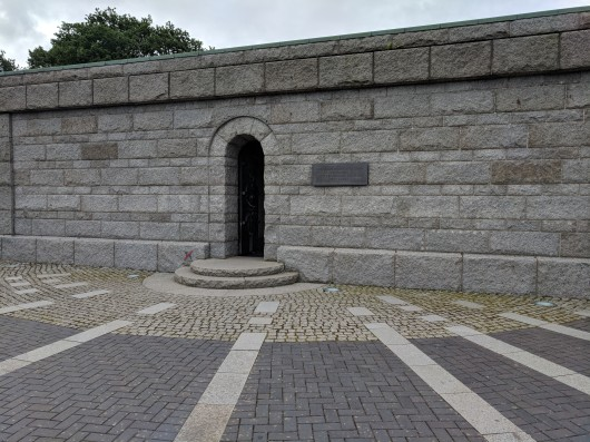 Mausoleum at the German Military Cemetery