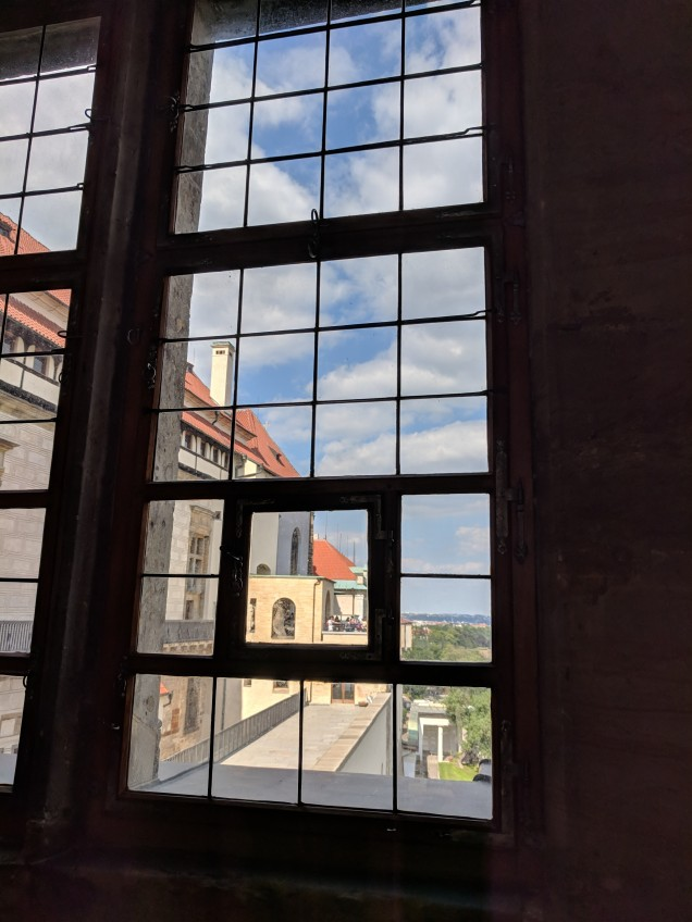 Defenestration Window