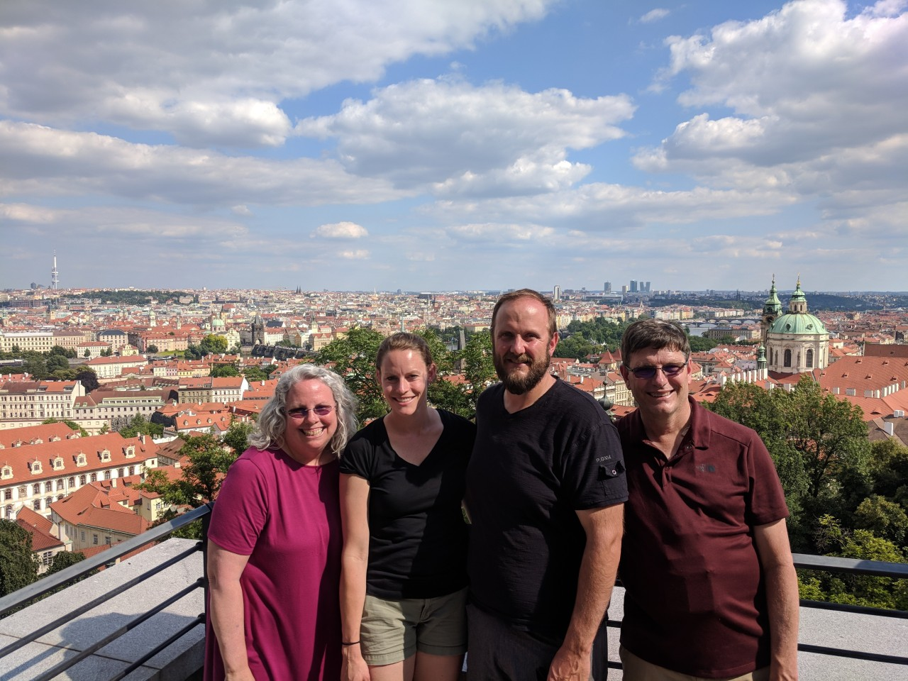 Day 25: Prague, Up-Close and Personal