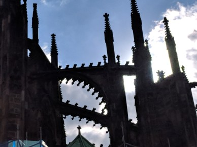 Love those flying buttresses!