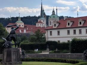 Vysehrad Castle, Pragu