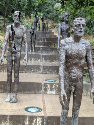 A chilling memorial to the victims of communism
