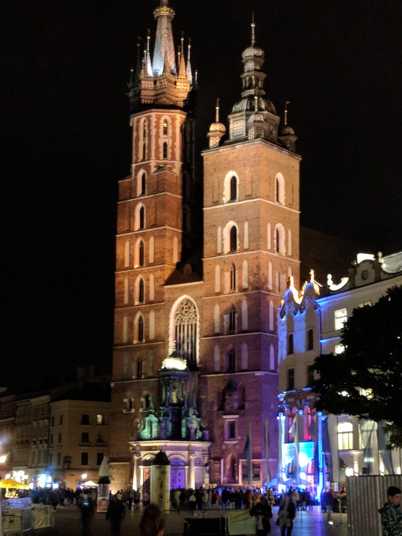 Day 28:  Krakow – City ofHope