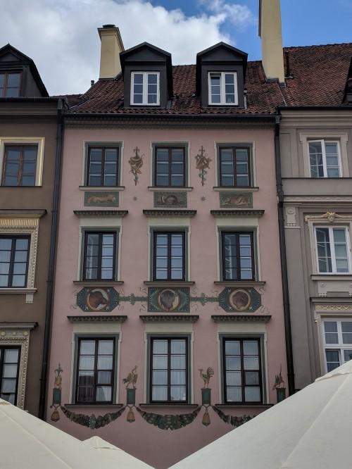 Warsaw rebuilt