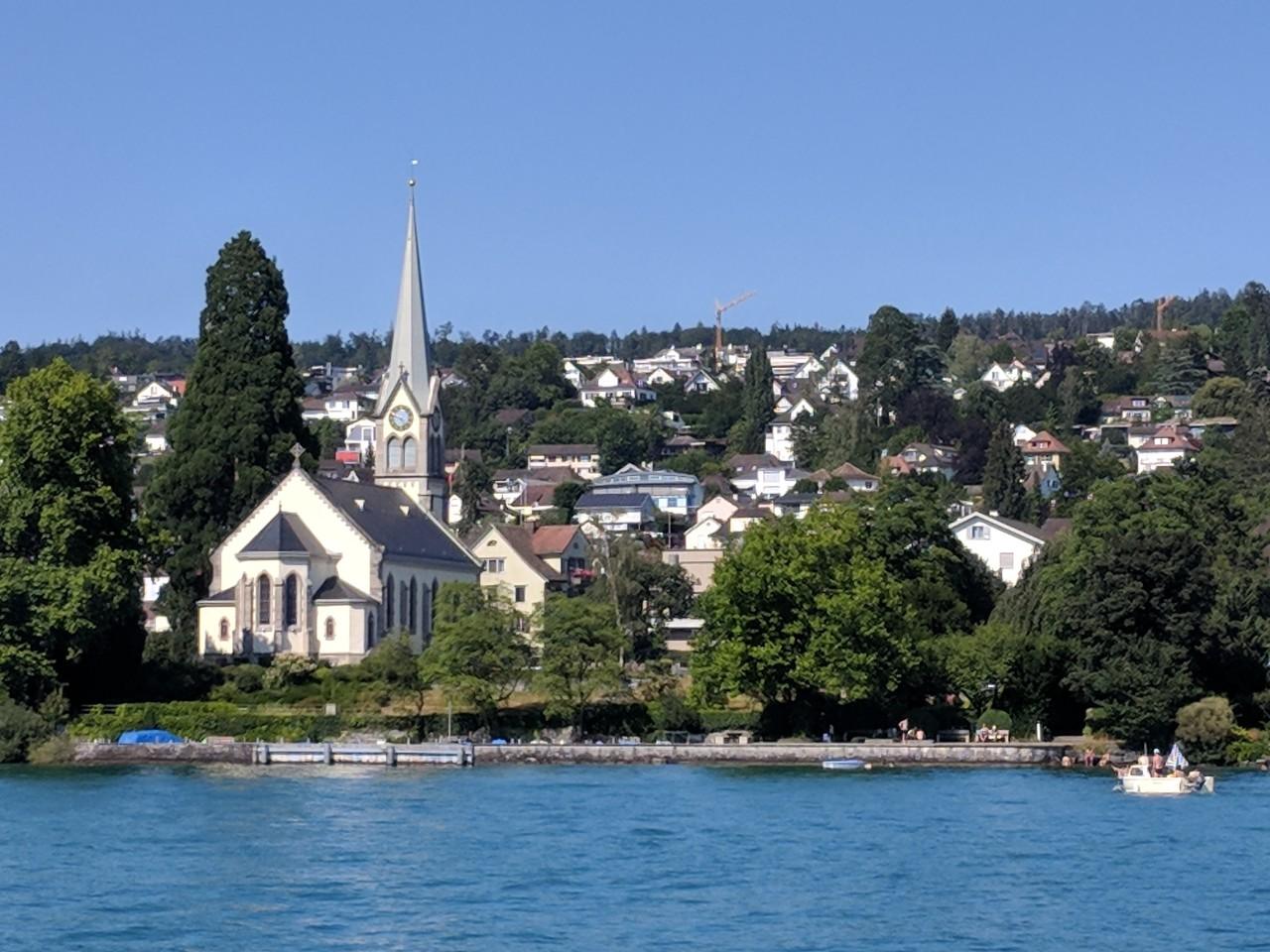 Day 35-36: Zurich – Messing Around inBoats