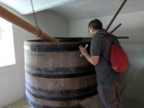 A home brewery