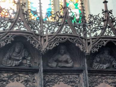 Choir loft