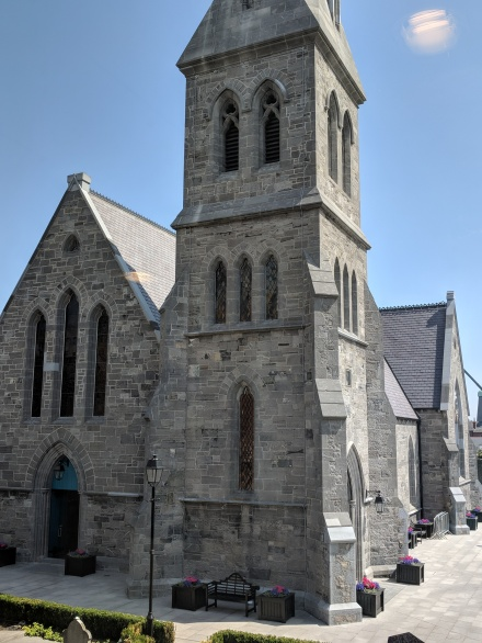 St. James Church, now the Pearce Lyons Distillery