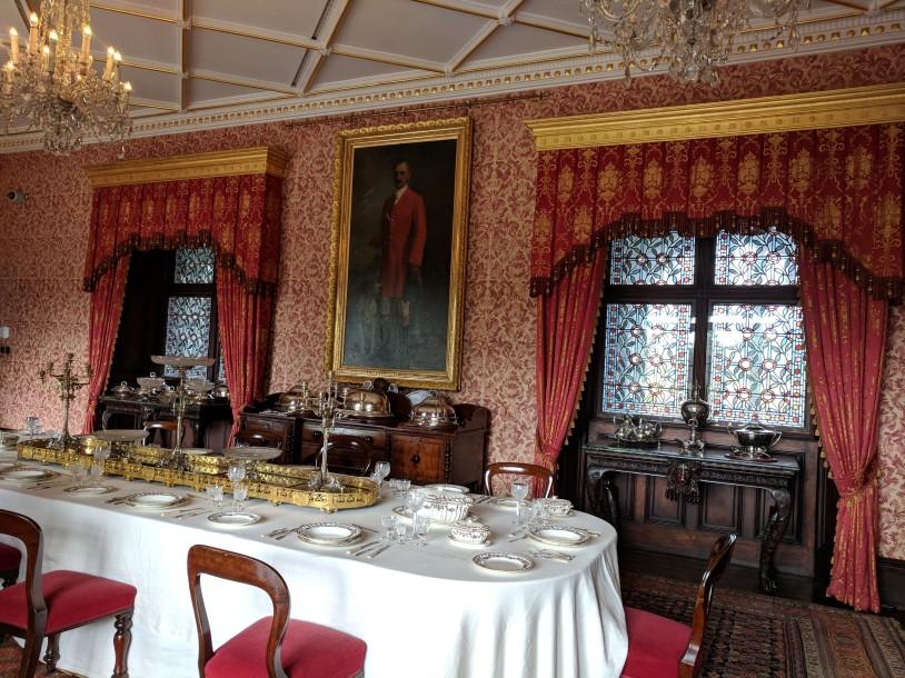 Dining room at Kilkenny