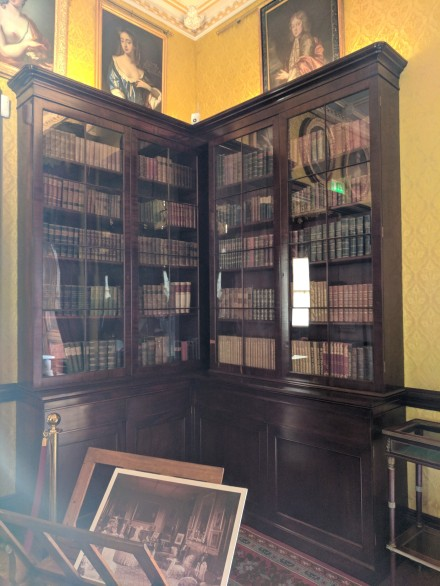 Library at Kilkenny