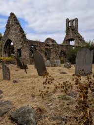 St. Patrick's Church, Wexford, including a mass grave of the Irish Rebellion of 1798.