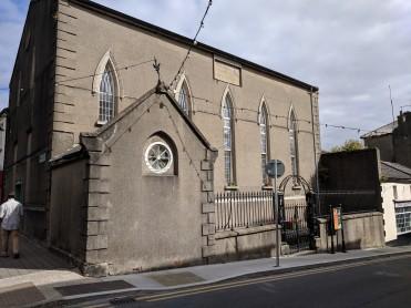 Wesleyan Methodist Chapel, visited by Wesley himself