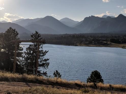 Our lake!