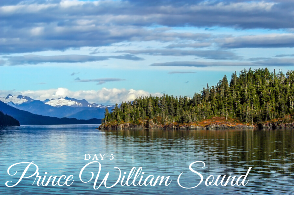 Prince William Sound Day 5